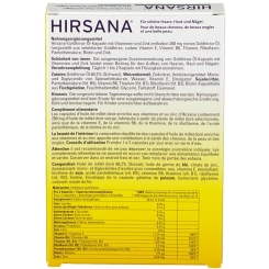 HIRSANA® Goldhirse-Öl-Kapseln
