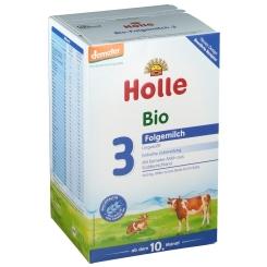 Holle Bio-Folgemilch 3