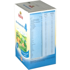 Holle Bio-Kindermilch 4