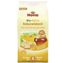 Holle Bio-Minis Babyzwieback