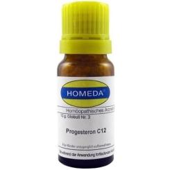 HOMEDA® Progesteron C12