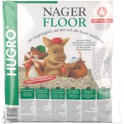 HUGRO® Nagerfloor Hanfmatte 40 x 25 cm