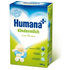 humana kindermilch mit prebiotik shop. Black Bedroom Furniture Sets. Home Design Ideas