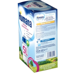 Humana Milchfreie Spezialnahrung SL