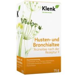 Husten- & Bronchialtee Arznei-Tee klenk