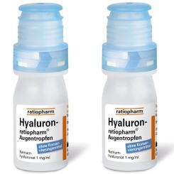 Hyaluron-ratiopharm® Augentropfen