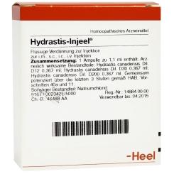 Hydrastis-Injeel® Ampullen