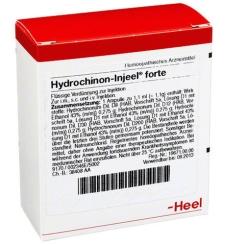 Hydrochinon-Injeel® forte Ampullen