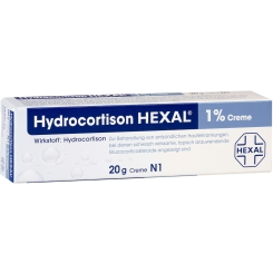 Hydrocortison Hexal 1,0 % Creme