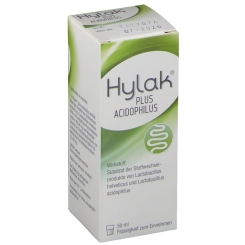 Hylak® plus acidophilus