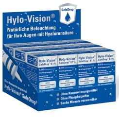 HYLO-VISION® SafeDrop® 0,1 %