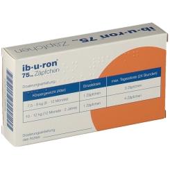 ib-u-ron® 75mg Zäpfchen