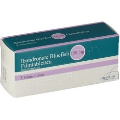 IBANDRONATE Bluefish 150 mg Filmtabletten