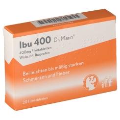 Ibu 400 Dr. Mann®