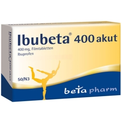Ibubeta® 400 akut