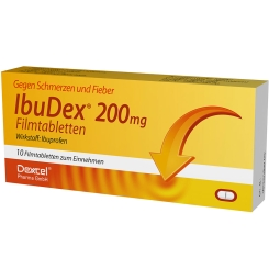 IbuDex® 200 mg