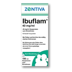 Ibuflam® 4%