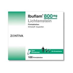 Ibuflam 800 Lichtenstein Filmtabletten