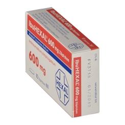 IbuHEXAL® 600 mg Zäpfchen