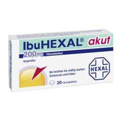 IbuHEXAL® akut 200 mg Filmtabletten