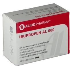 Ibuprofen Al 800 Filmtabletten