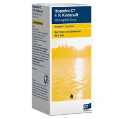 Ibuprofen-Ct 4% Kindersaft