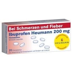 Ibuprofen Heumann 200 mg
