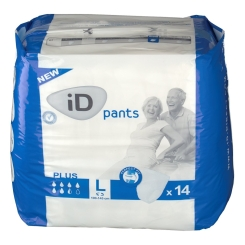 iD Pants Plus Gr. L