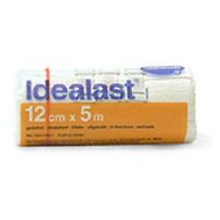 Idealast® Idealbinde 12cm x 5m mit Verbandklammern