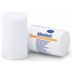 Idealast® Idealbinde 8 cm x 5 m mit Verbandklammern