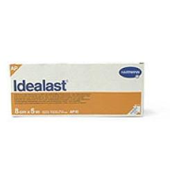 Idealast® Idealbinde 8cm x 5m ohne Verbandklammern weiß
