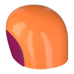 iiamo® Deckel für iiamo® go und & home orange/lila