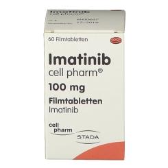 IMATINIB cell pharm 100 mg Filmtabletten