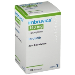 IMBRUVICA 140 mg Hartkapseln
