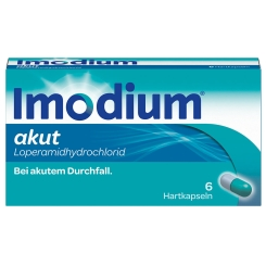 Imodium® akut Hartkapseln