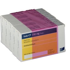 Indo- Ct 100 mg Suppositorien