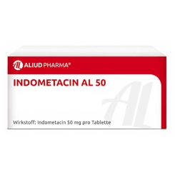 Indometacin Al 50 Tabletten