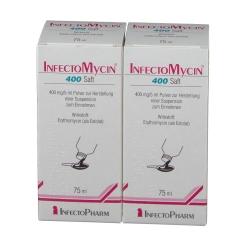 INFECTOMYCIN 400 SAFT
