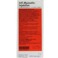 Infi-Myosotis-Injektion