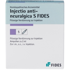 Injectio antineuralgica S FIDES Ampullen