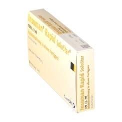 INSUMAN Rapid 100 I.E./ml Solostar Fertigpen