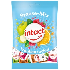 intact Traubenzucker Brause-Mix