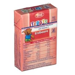 intact Traubenzucker-Teddys Erdbeer