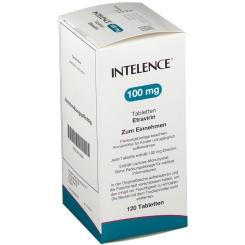 Intelence 100 mg Tabletten