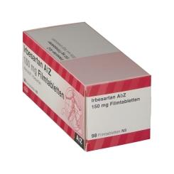 IRBESARTAN AbZ 150 mg Filmtabletten