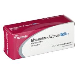 IRBESARTAN Actavis 150 mg Filmtabletten