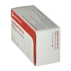 IRBESARTAN AL 150 mg