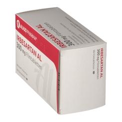IRBESARTAN AL 300 mg