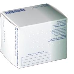 IRBESARTAN/HCT 150/12.5TAB