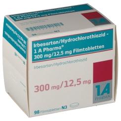 IRBESARTAN/HCT 1A 300/12.5